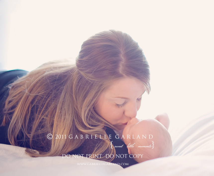 mother and baby syracuse baby photography