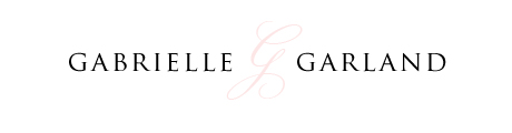 Gabrielle Garland Photography logo